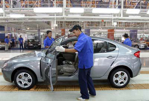 Ngành ô tô - niềm tự hào của Malaysia