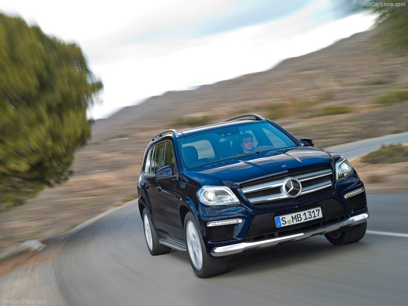 Lỗi dây an toàn Mercedes thu hồi GL-Class 2013