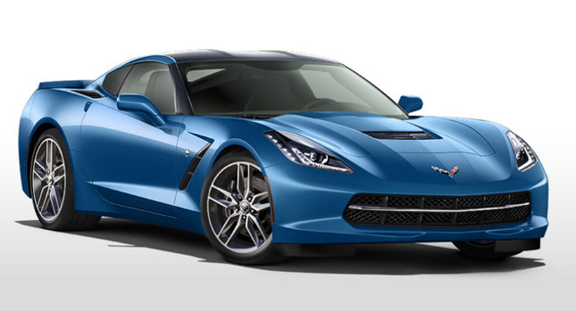 Chevrolet Corvette Stingray 2014 mạnh tới 460 mã lực