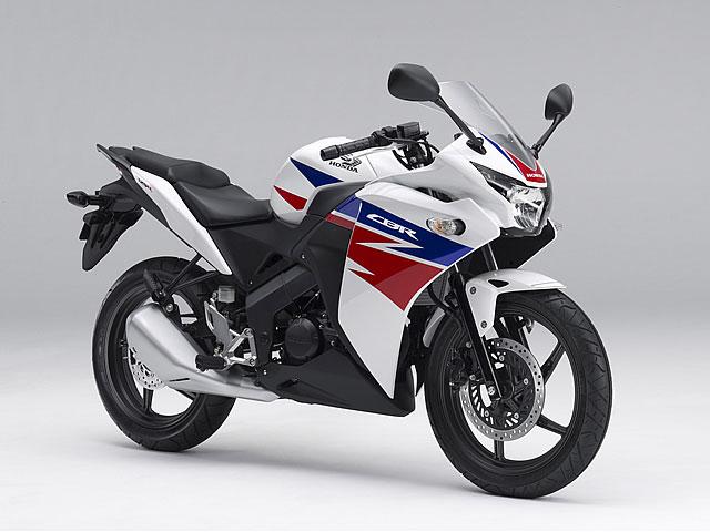 Honda CBR125R được bán ra vào tháng 6 tới
