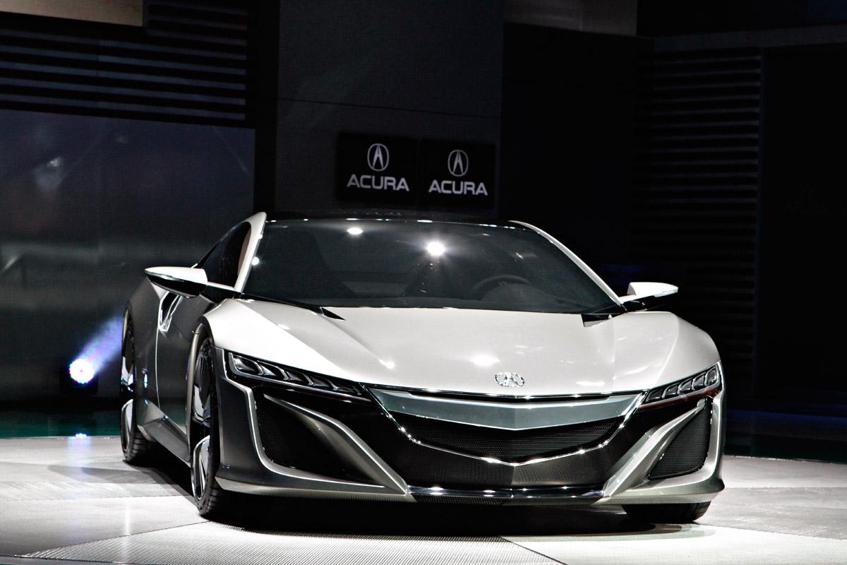 Honda mở rộng thị phần Acura tại các thị trường mới nổi