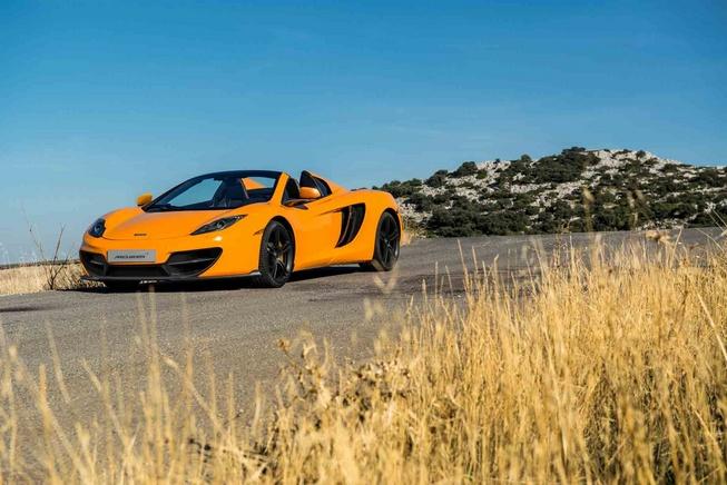 McLaren kỷ niệm 50 năm bằng phiên bản giới hạn