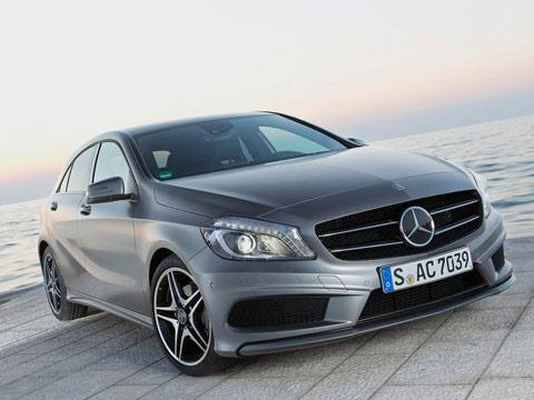 Mercedes thu hồi xe sang sắp ra mắt ở VN