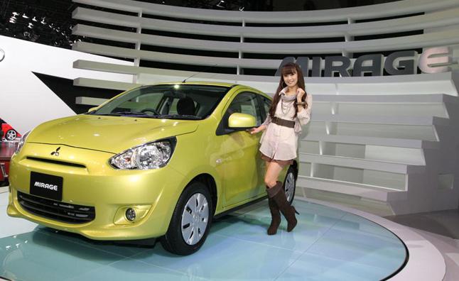 Thương hiệu Mitsubishi và Volvo có thế biến mất vào năm 2014