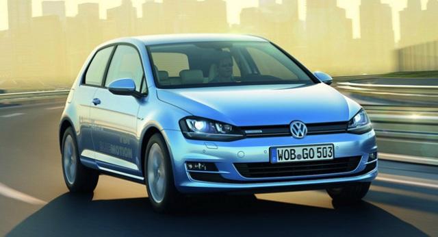 Volkswagen Golf TDI MK7 tiết kiệm nhiên liệu hơn