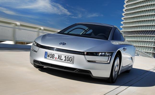 Volkswagen XL1 chỉ có sẵn để thuê