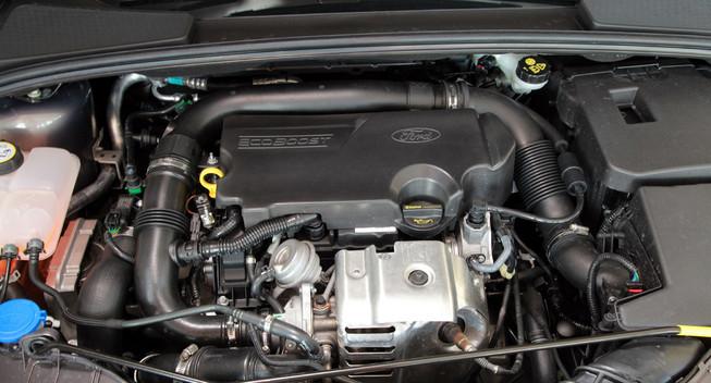 EcoBoost 1.0 lít  của Ford được chọn là động cơ của năm