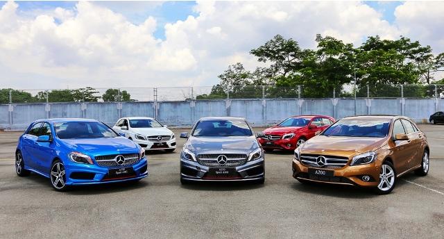Mercedes-Benz A-Class đã có mặt tại Việt Nam
