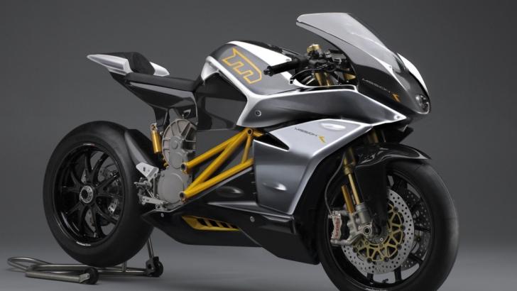 Mission Motorcycles RS: motor chạy điện giá khủng