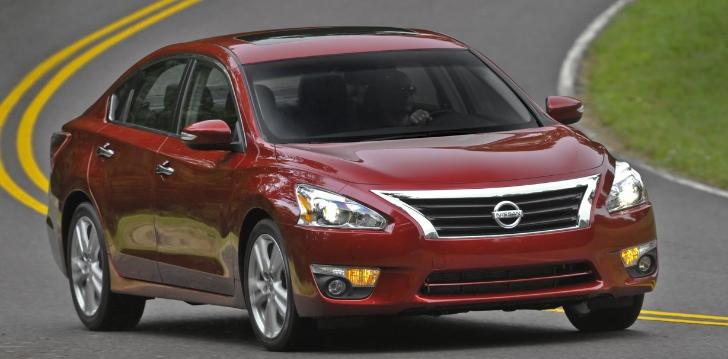 Nissan Hoa Kỳ tăng doanh số 24.7% trong tháng 5