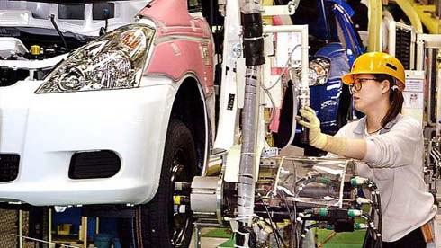 Ô tô Nhật Bản bắt đầu hồi phục ở Trung Quốc