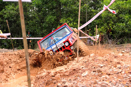 RFC Vietnam Challenge 2013 có quy mô quốc tế