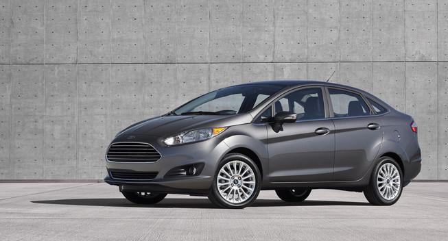 Ford Fiesta SFE 2014: siêu tiết kiệm nhiên liệu