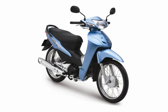 Honda Việt Nam giới thiệu Wave Alpha mới