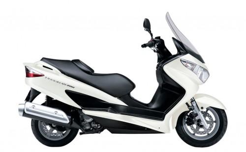 Suzuki Burgman 200 2014 đã sẵn sàng để bán