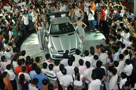 Tháng 5/2013: Thị trường xe hơi phục hồi tích cực