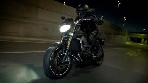 Yamaha MT-09 2014 chính thức lộ diện