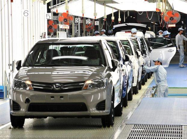 Doanh số bán xe châu Âu giảm tới mức kỷ lục