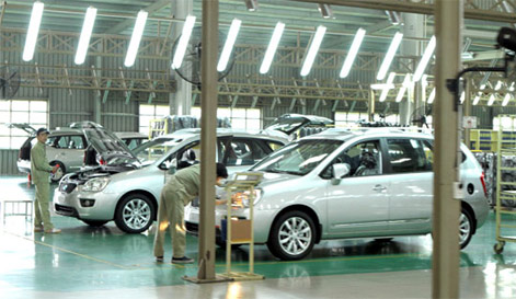 Giảm 50 - 70% thuế, phí để phát triển công nghiệp ôtô?