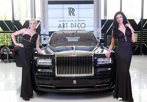 Hãng xe siêu sang Rolls-Royce mở đại lý đầu tiên tại Hà Nội