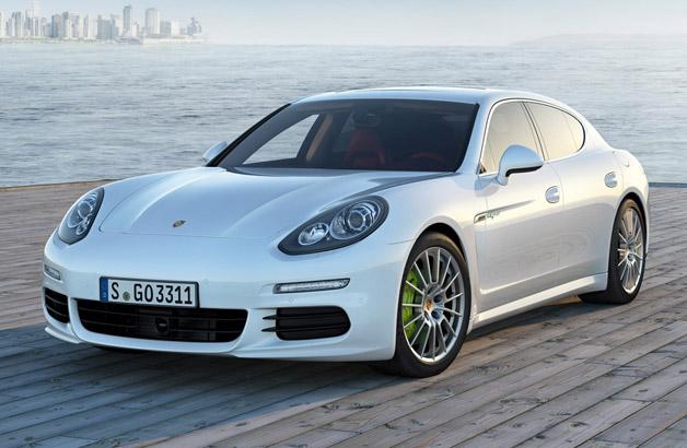 Porsche Panamera 2016 chia sẻ nền tảng với Bentley