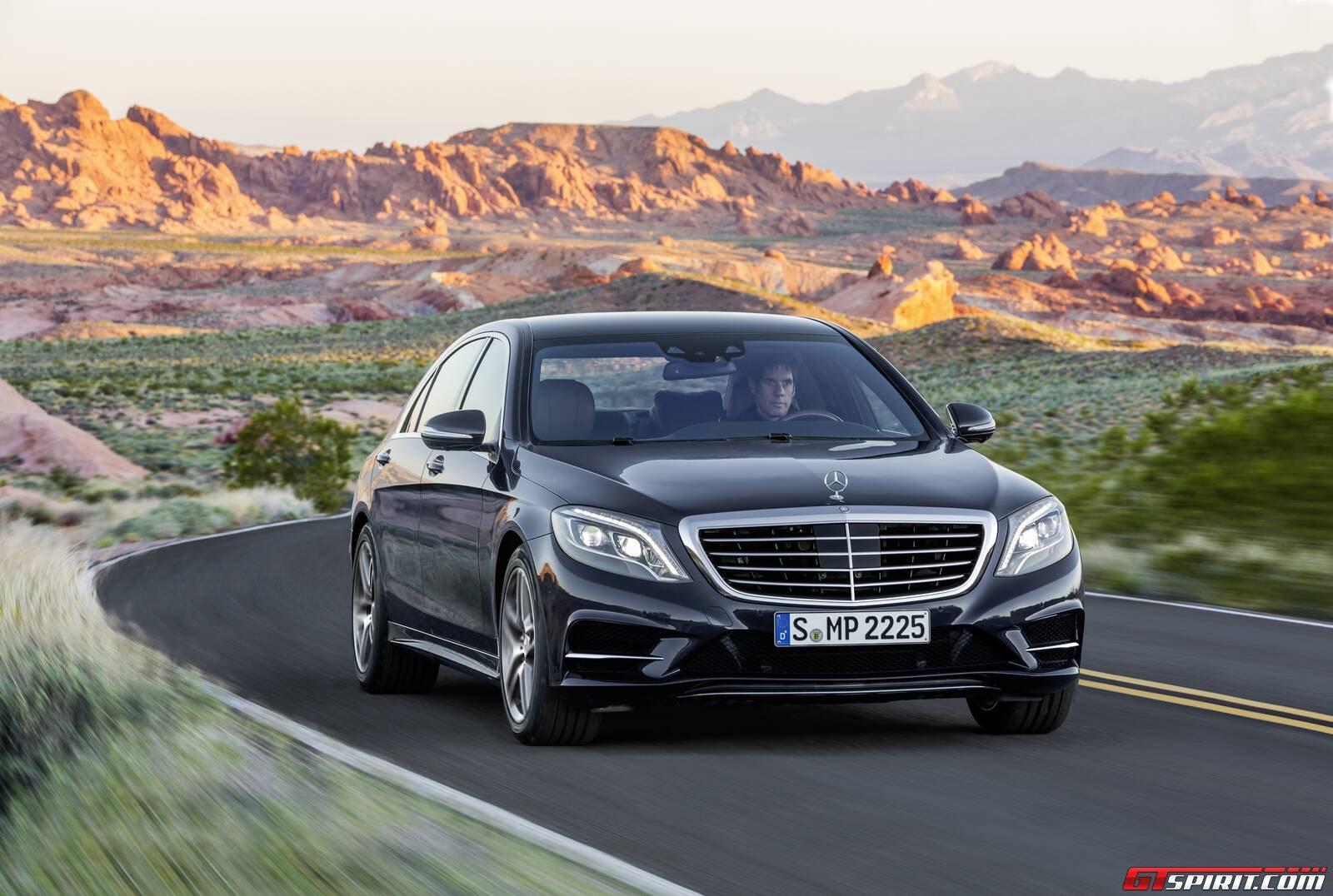 Mercedes-Benz S Class 2014 có giá từ 95,000 USD