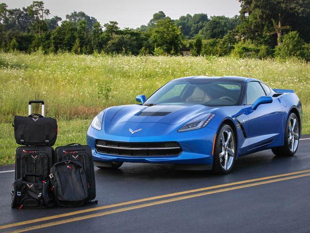 Ra mắt Chevrolet Corvette Stingray Premiere Edition 2014