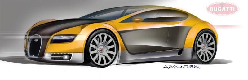 """Sắp có """"tiểu"""" Bugatti Veyron"""