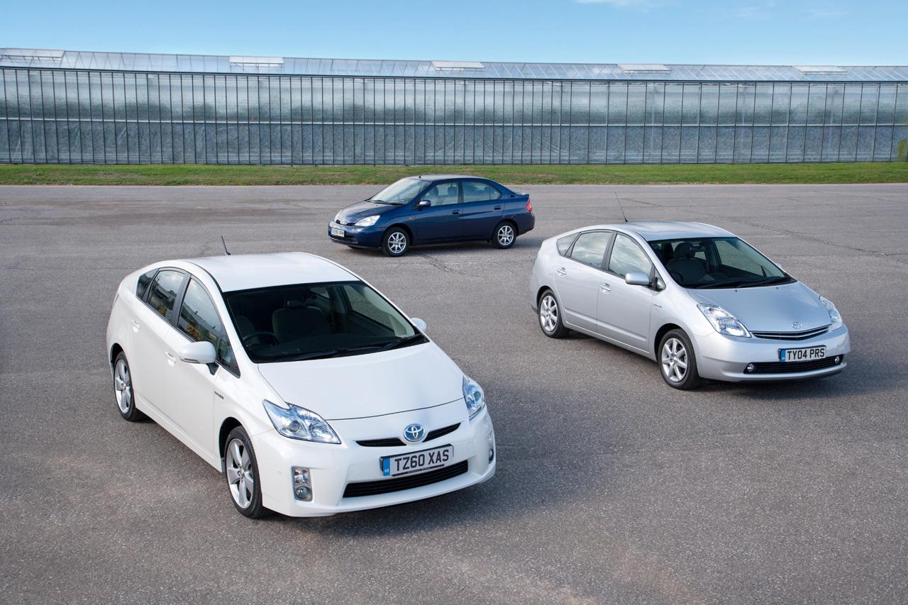 Doanh số Toyota Prius cán mốc 3 triệu chiếc