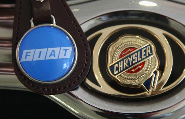 Fiat sắp chiếm toàn quyền kiểm soát Chrysler