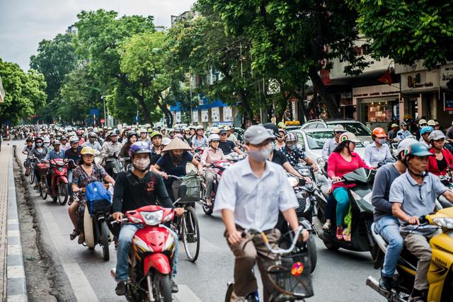 Hà Nội: Bắt đầu thu phí đường bộ từ 21/7