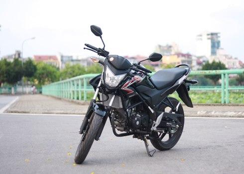 Honda CB150R Streetfire đầu tiên về Việt Nam