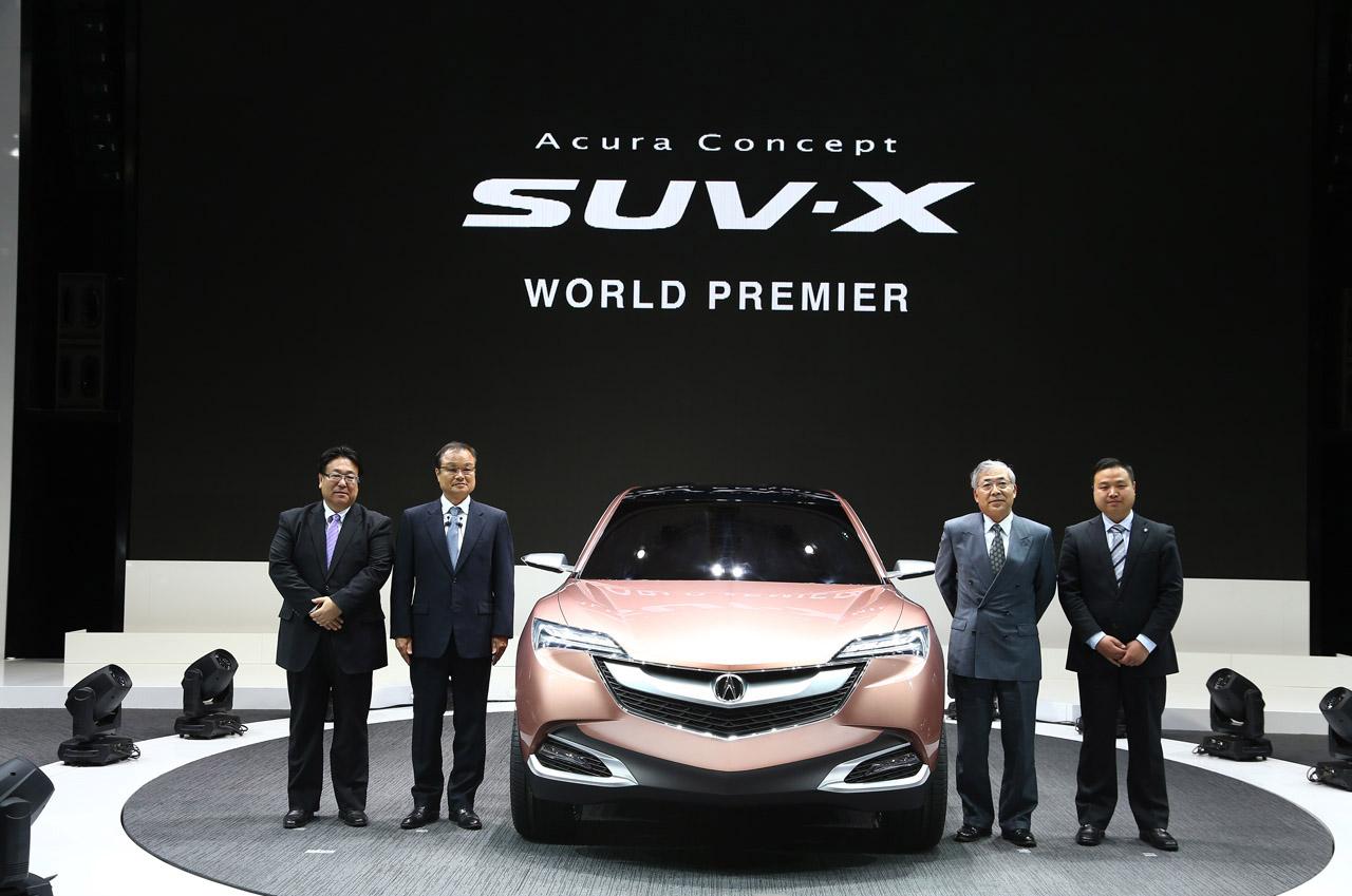 Acura hướng tới thị trường Trung Quốc vào năm 2016
