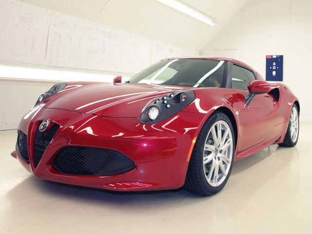 Alfa Romeo chuyển toàn bộ xe sang hệ dẫn động cầu sau