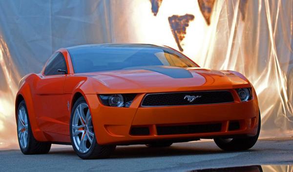 Ford kỷ niệm 50 năm dòng Mustang bằng phiên bản giới hạn