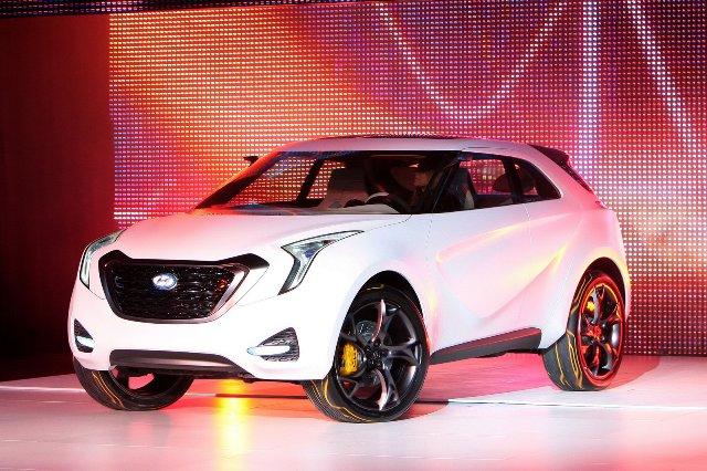 Hyundai sắp có mẫu crossover thứ 3