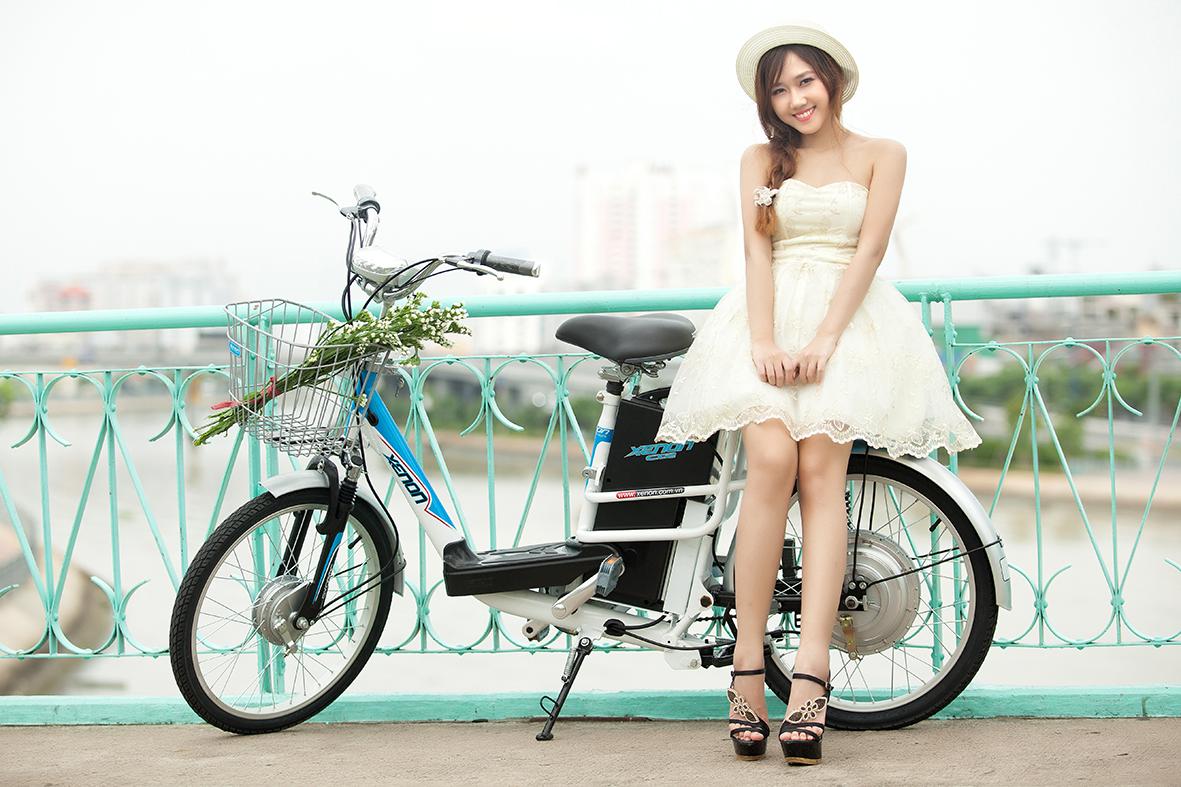 Xenon CX2 – xe đạp điện cho tuổi teen