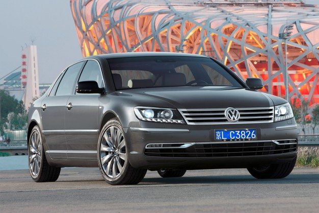 Volkswagen Phaeton sẽ trở lại Mỹ