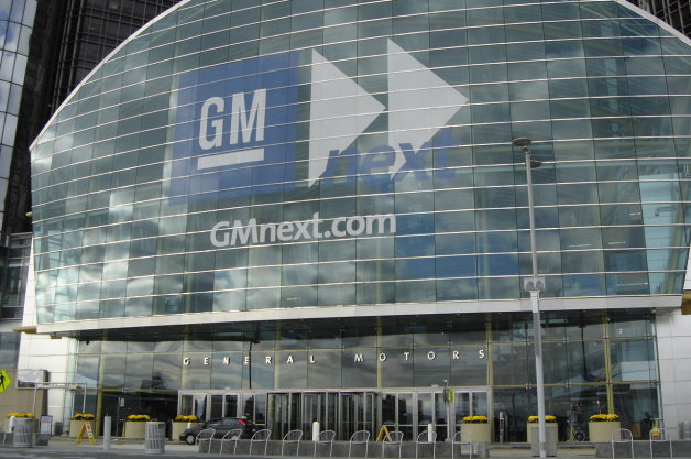 Canada bán 140 triệu cổ phiếu của GM