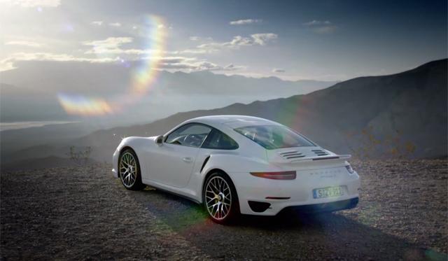 Porsche 911 Turbo 2014 khẳng định tính chuẩn mực của siêu xe