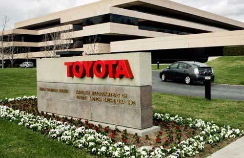 Toyota sẽ sản xuất 10 triệu xe trong năm nay