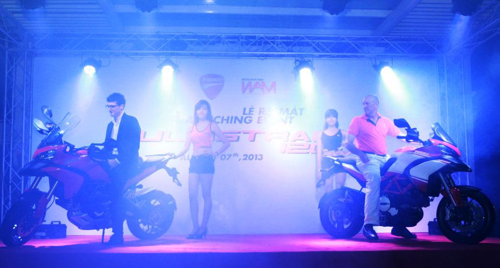 Ducati Multistrada 1200S về Việt Nam với giá 633 triệu đồng