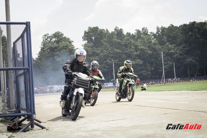 Giải đua xe mô tô 125cc - 135cc nóng trước giờ khởi tranh