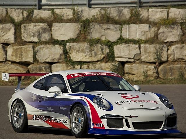 Porsche 911 GT America 2014 xuất hiện
