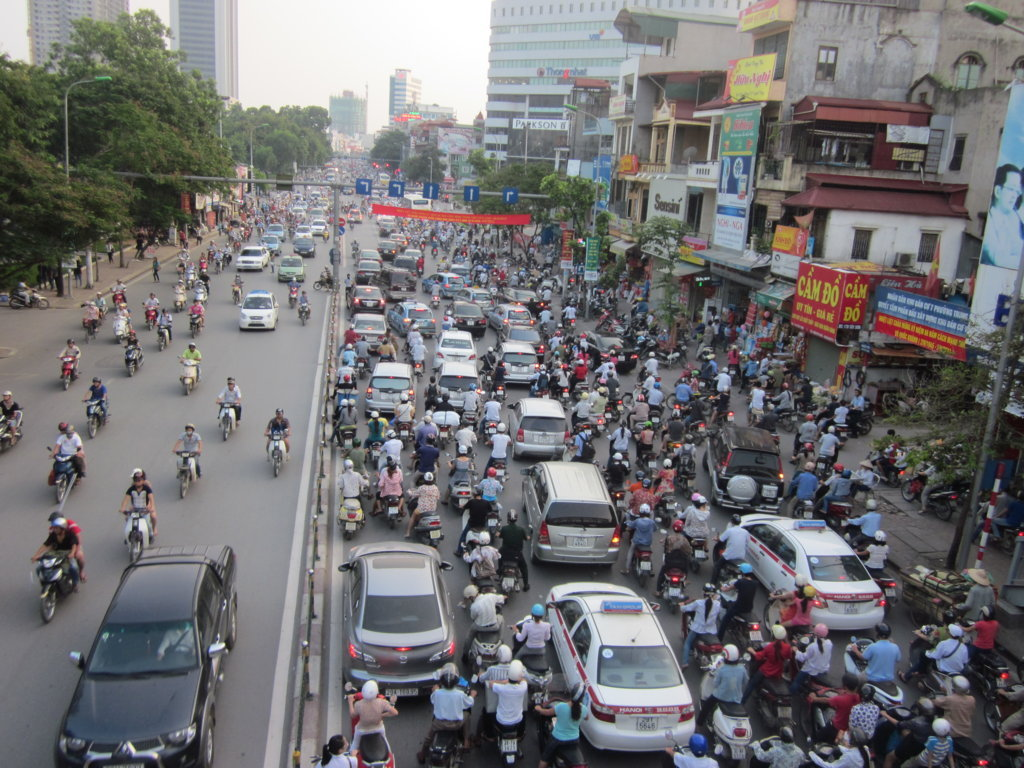 Đà Nẵng: Thu phí đường bộ đối với mô tô