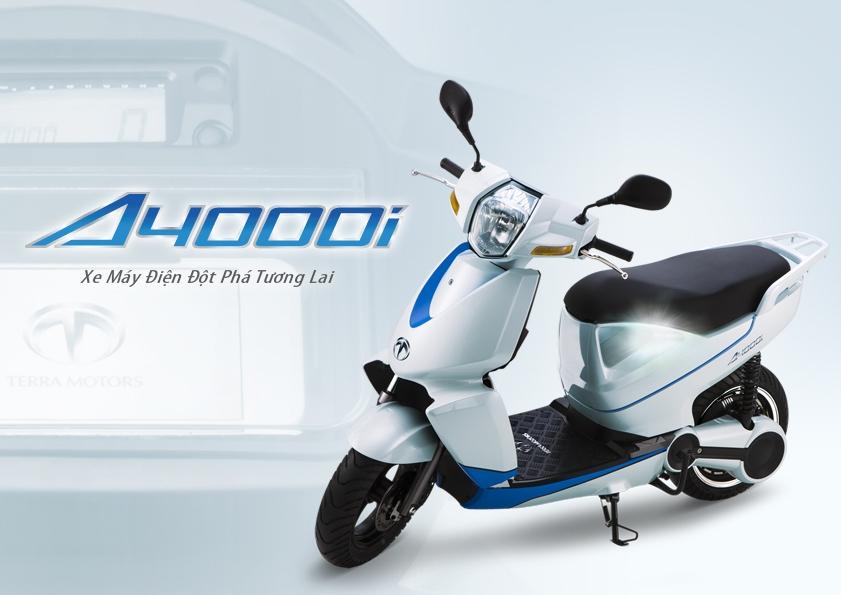Giá xăng cao, ô nhiễm không khí: Cơ hội vàng cho cho xe máy điện