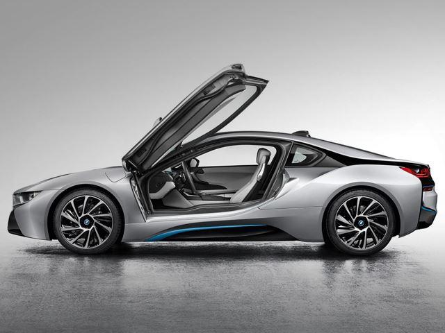 Hé lộ hình ảnh phiên bản sản xuất của BMW i8