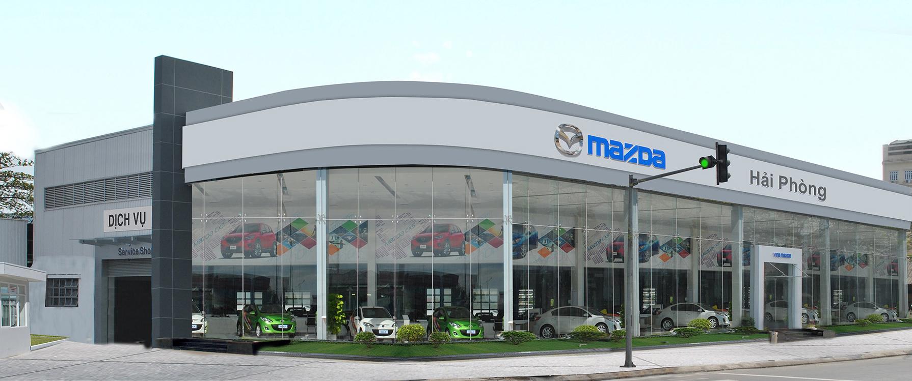 Vina Mazda thực hiện 2 chương trình ưu đãi trong tháng 9