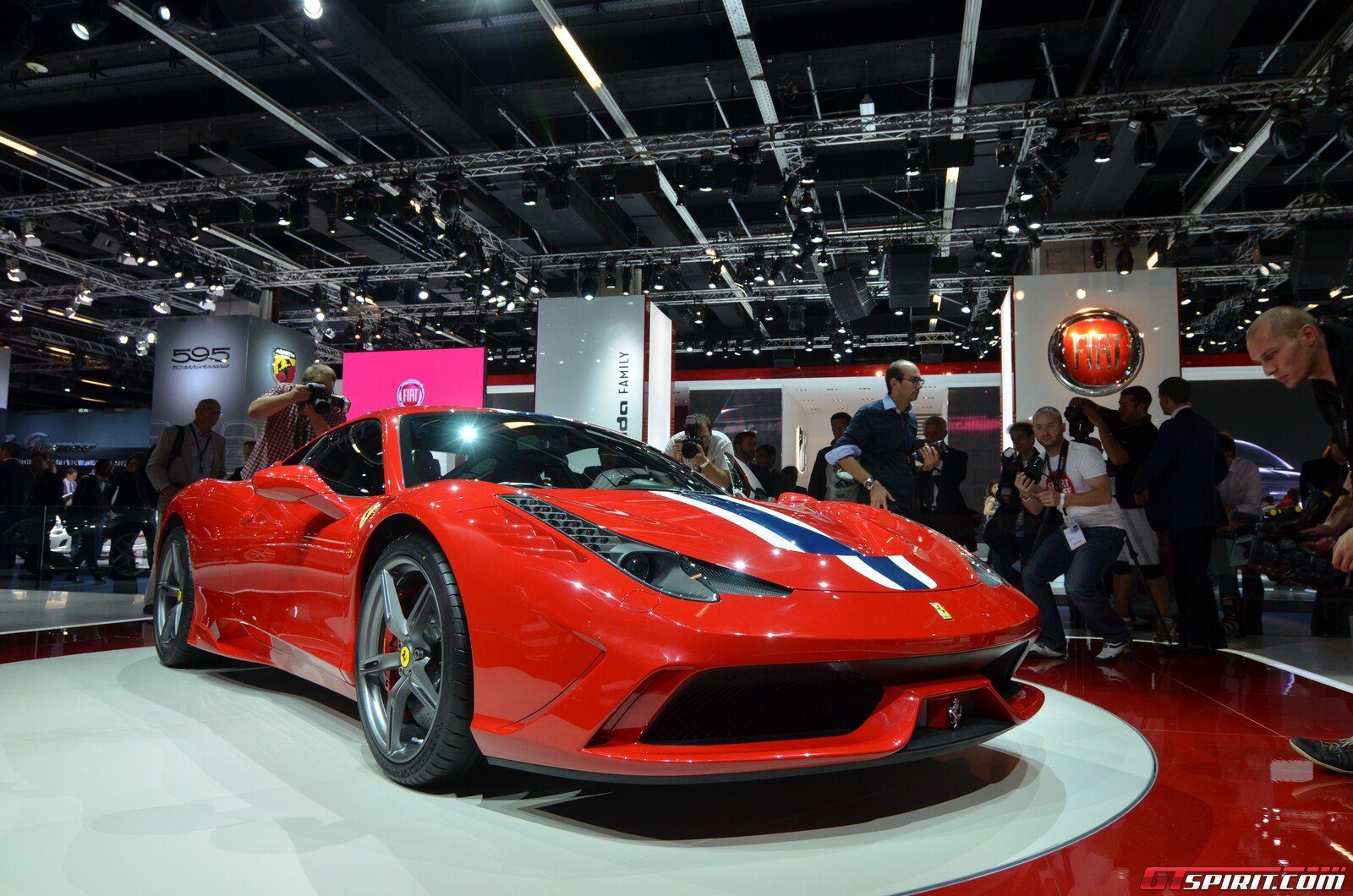 Ferrari ở IAA Frankfurt Motor Show 2013