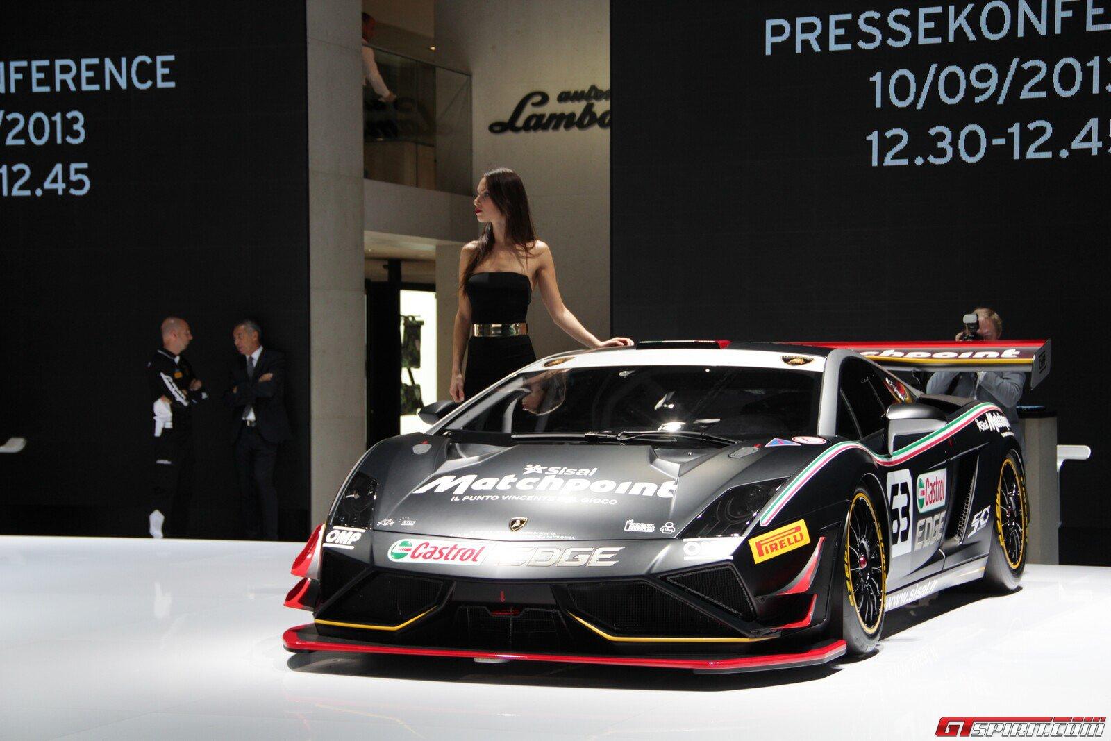 Frankfurt Motor Show 2013: Chỗ đứng của xe đua